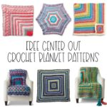 Free Center Out Crochet Blanket Patterns