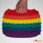 Rainbow Bobble Bag