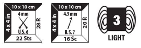 Patons Hempster Label