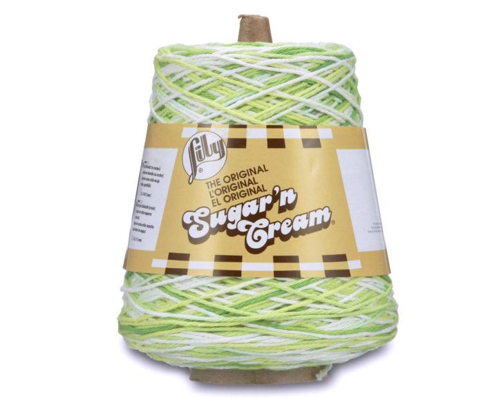 Lily Sugarn Cream Yarn
