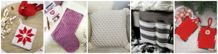 Moogly free crochet holiday patterns