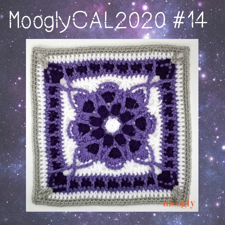 MooglyCAL2020 Block 14 by The Lavender Chair
