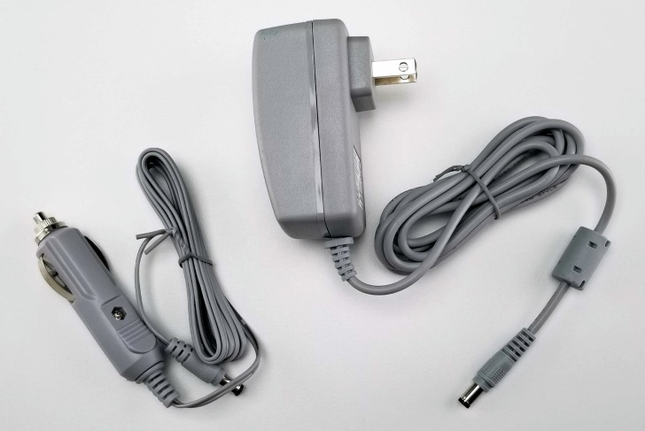 oCuddle Shoulder Massager - wall adapter and car adapter so you can use it on the go!