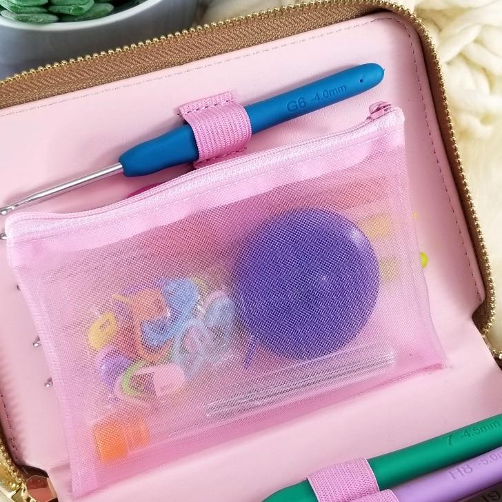 Inside pocket of Craft Destiny Kit