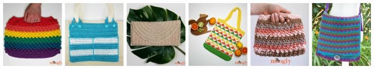 Moogly Free Bag Patterns