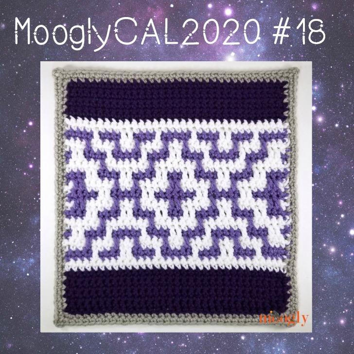 MooglyCAL2020 Block 18 by Marly Bird