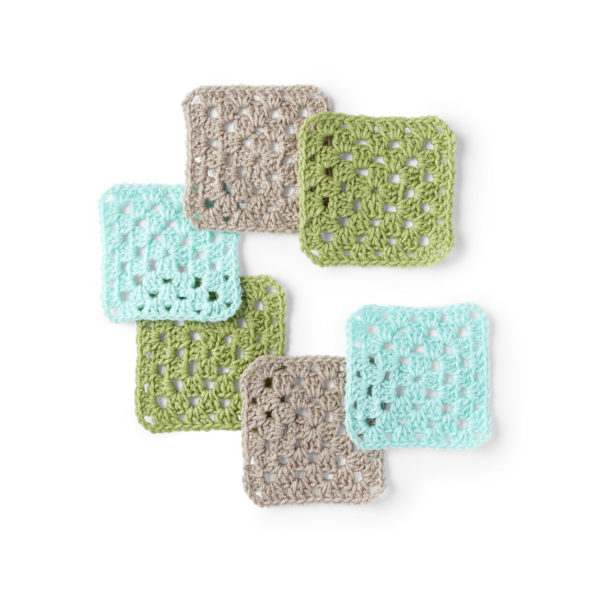 Learn how to crochet a granny square with Moogly and Michaels!