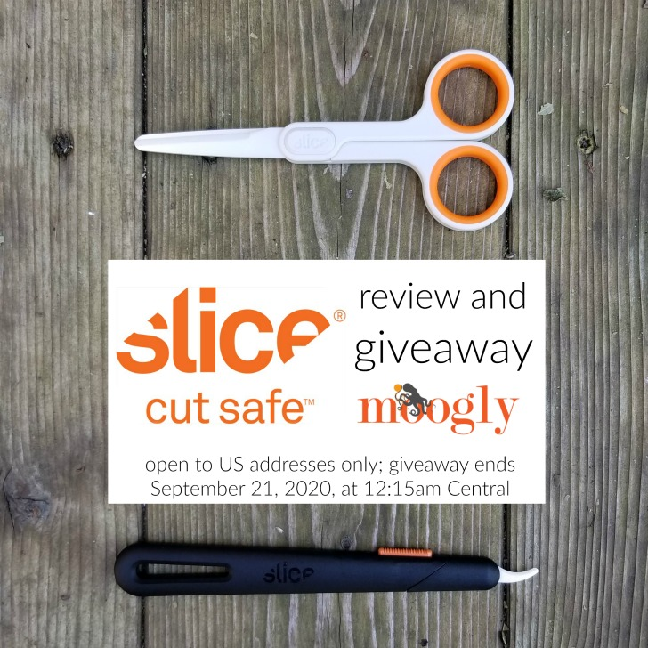 Slice Review and Giveaway on Moogly