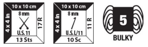 Maker Home Dec Label Info