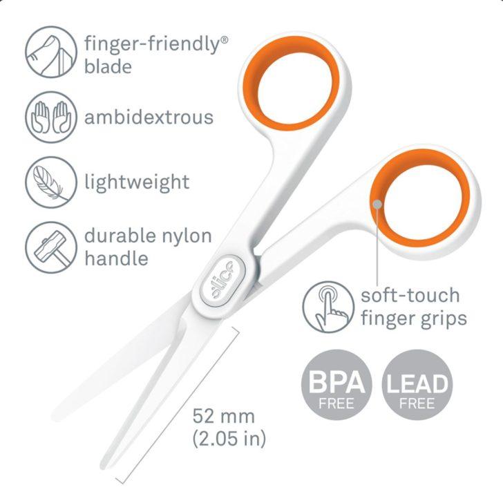 Slice Scissors Features