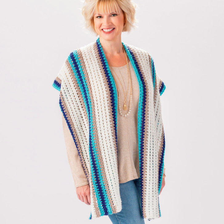 Annie's Caring Crochet Kit Club Project - Win this kit on Moogly!