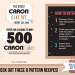 Add Some Icing with the Great Caron Cake Off Contest 2020!