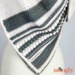 Park Lane Shawl Part 2 – Autumn 2020 Crochet Along