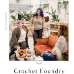Check out Crochet Foundry – a New Crochet Magazine!
