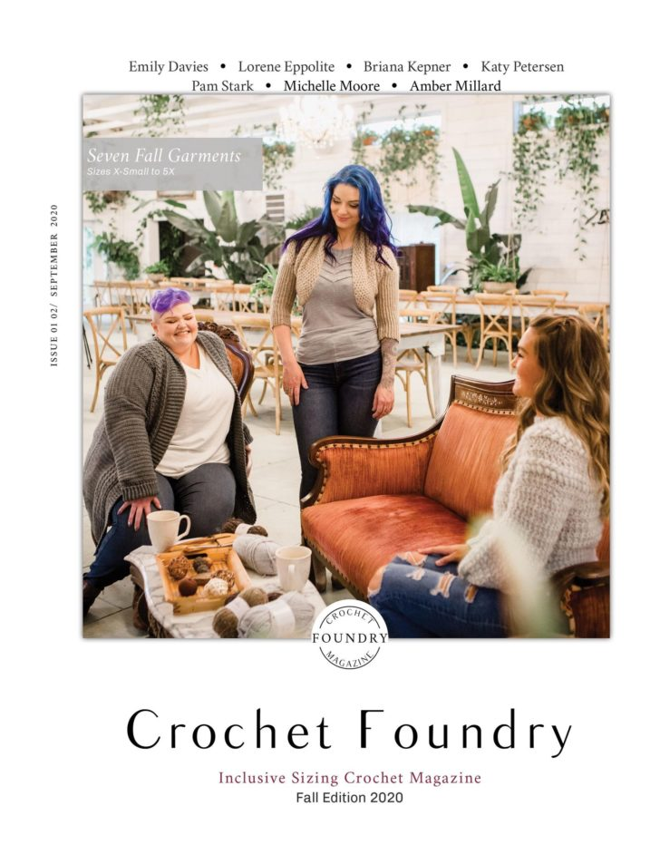 Crochet Foundry Issue #2 Cover