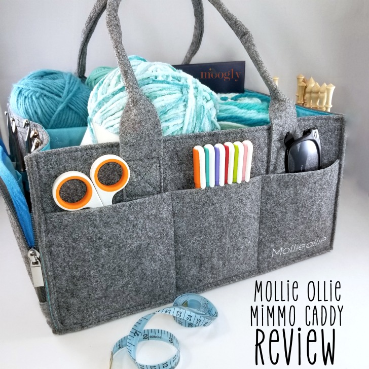 Mollie Ollie Mimmo Caddy Review on Moogly