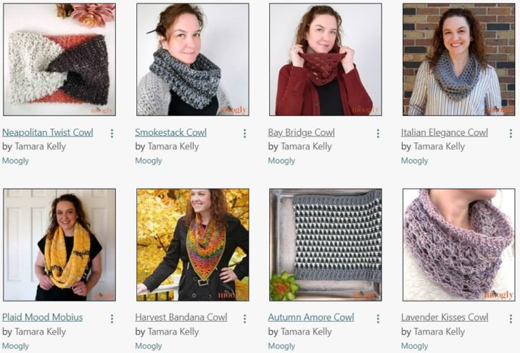 Free Cowl Patterns on Moogly