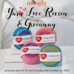 Red Heart Croquette: Yarn Love Review and Giveaway