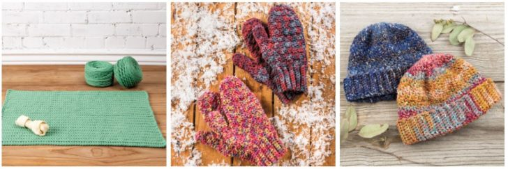 Annie's Caring Crochet Kit Club Projects 2