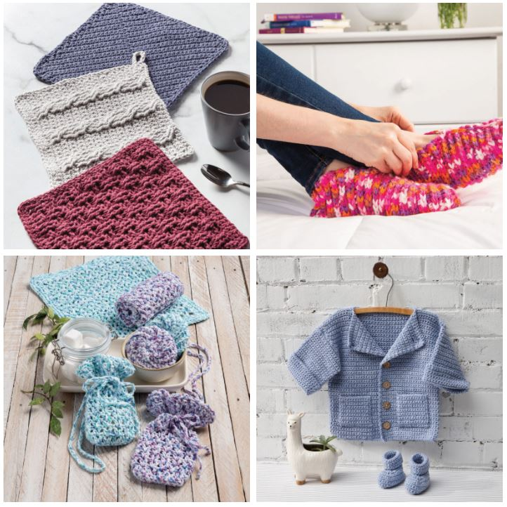 Annie's Caring Crochet Kit Club Projects 3