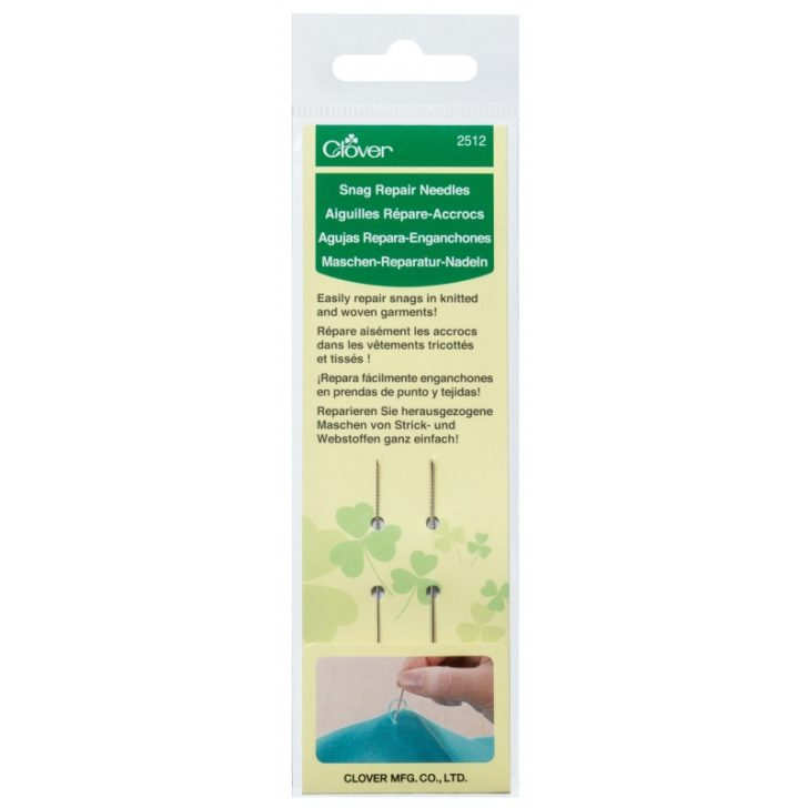 Clover Snag Repair Needle