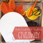 Get Ready for Hat Season with Babé Crochet Templates – Giveaway!