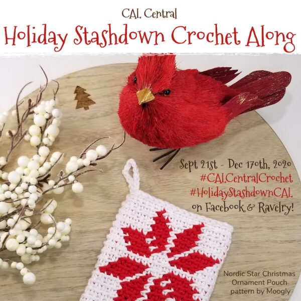 Holiday Stashdown Crochet Along