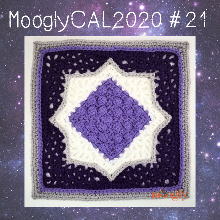 MooglyCAL2020 #21 by Mamas2Hands
