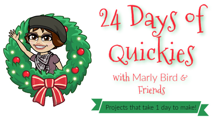 24 Quickies with Marly Bird