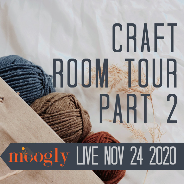 Moogly Craft Room Tour Pt 2