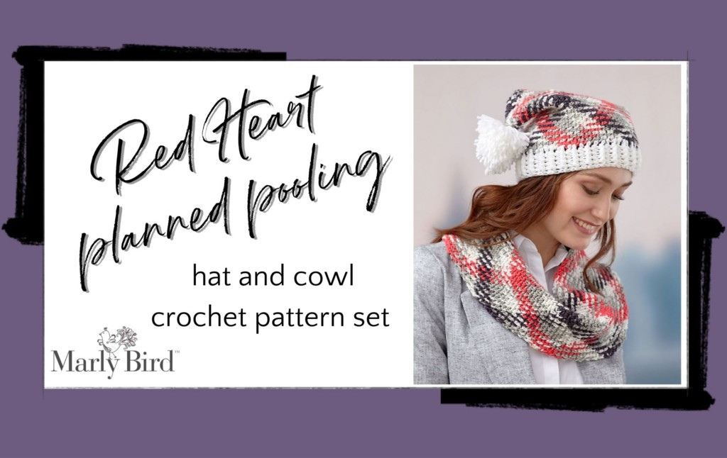 Planned Pooling Hat and Cowl Set