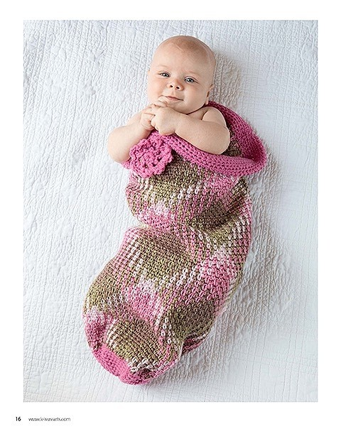 Yarn Pooling Made Easy - Baby Cocoon