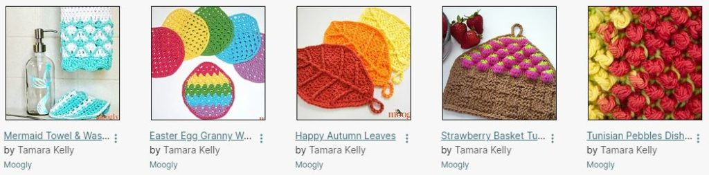 Cloths by Moogly - all free crochet patterns!