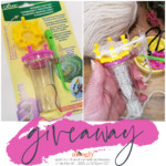 Clover Wonder Knitter Review and Giveaway