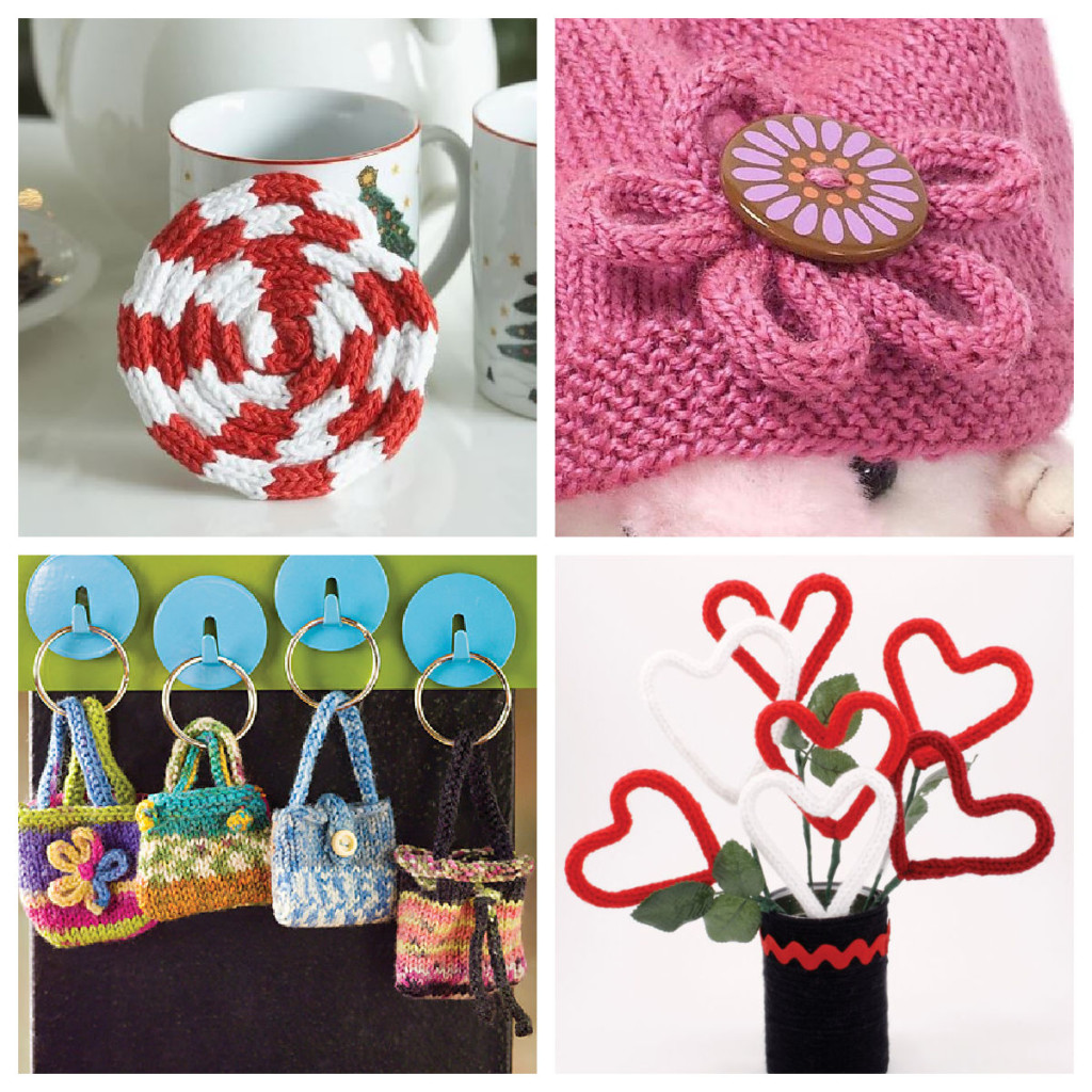 iCord Ideas from Yarnspirations