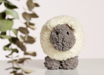 National Online Class: Cute Cuddly Crochet Sheep Toy Tips & Tricks