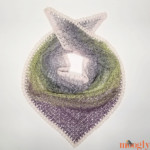 Whispering Arrows Shawl Tutorial