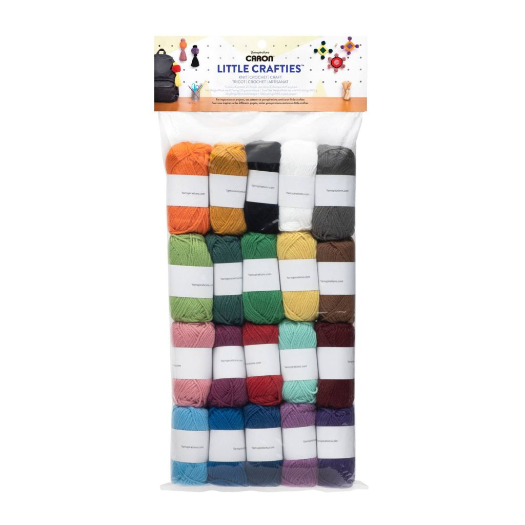 Caron Little Crafties in package