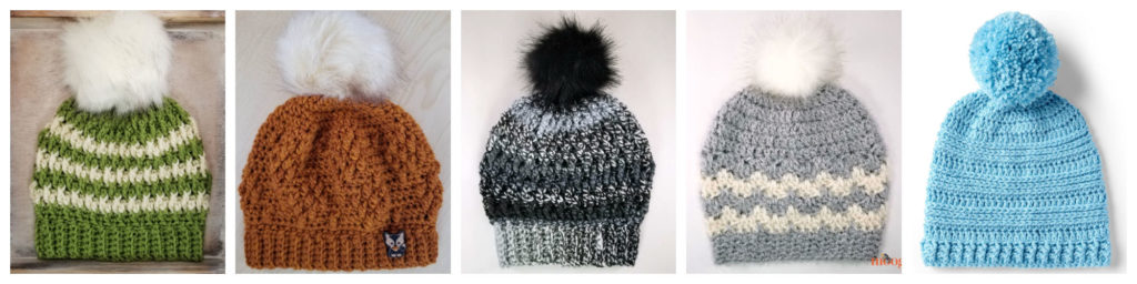 Moogly Hat Collage