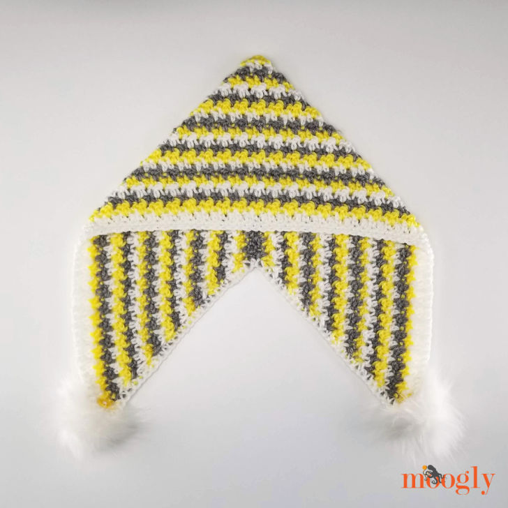 Venti Hood - Free Crochet Pattern for Kids on Moogly
