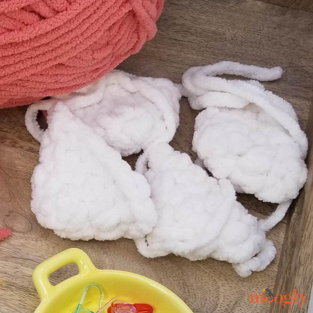 Bunny Squish - feet