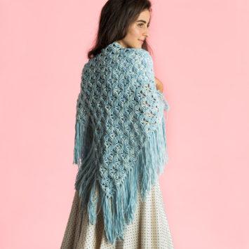 "National Online Class: Crochet ""Mockrame"" Shawl"