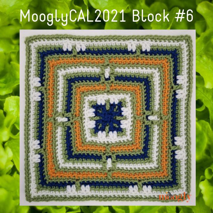 MooglyCAL2021 Block 6 - Courtesy of Oombawka Design