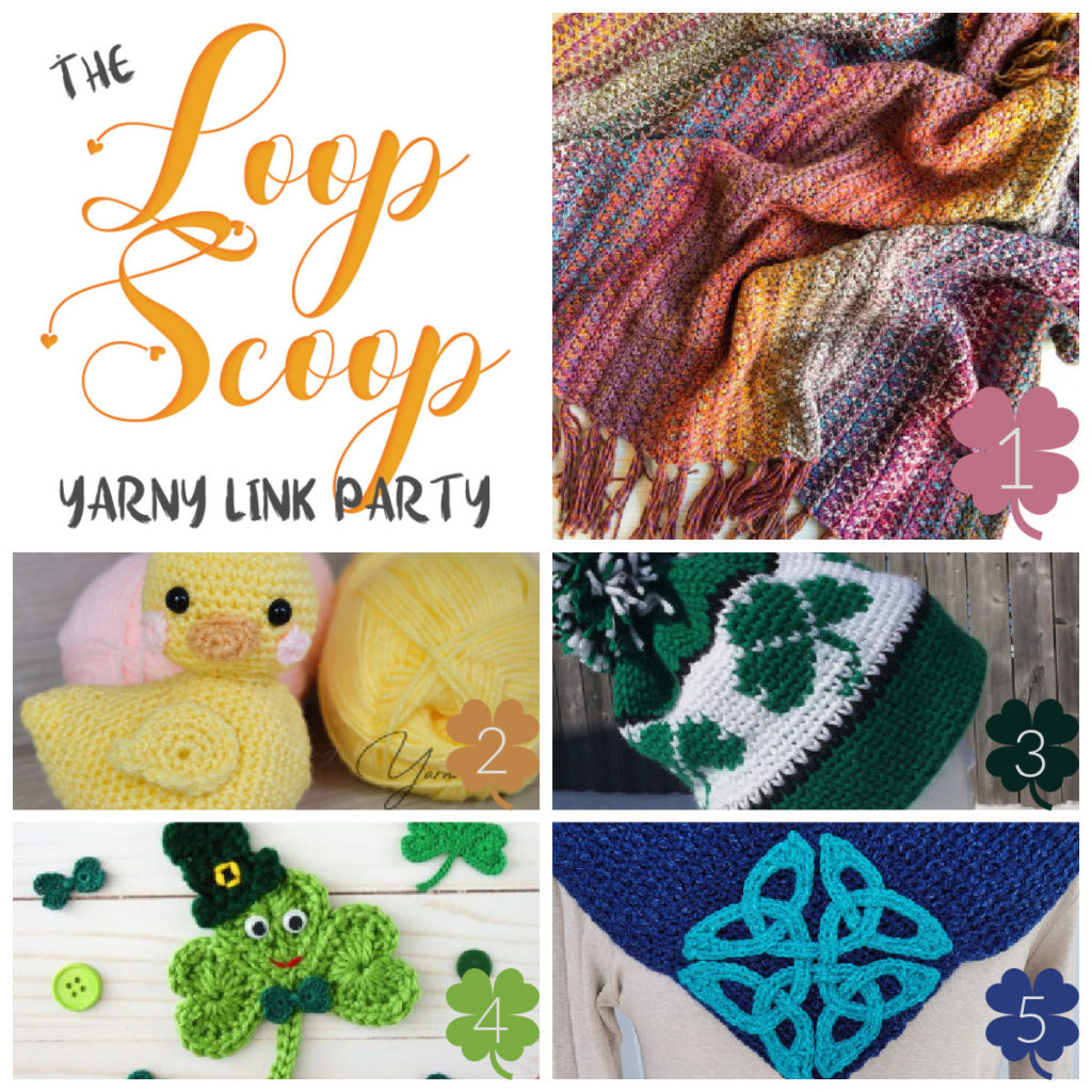 The Loop Scoop 10 - get all the links on Moogly and Petals to Picots