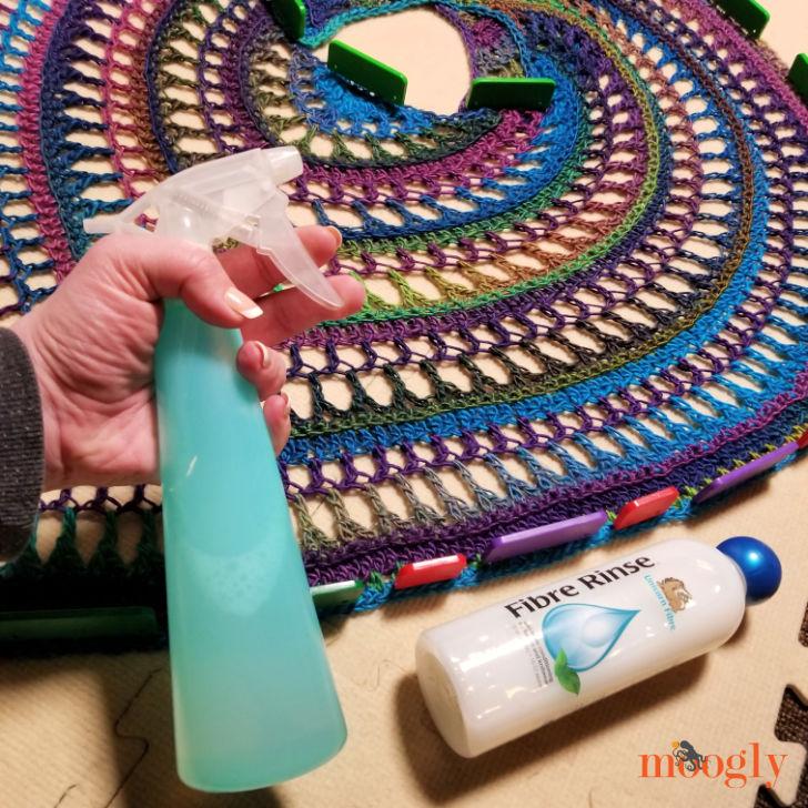 Unicorn Fibre Clean - spray bottle