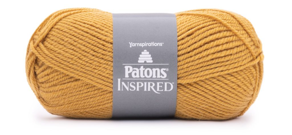 Patons Inspired - Honey Spice