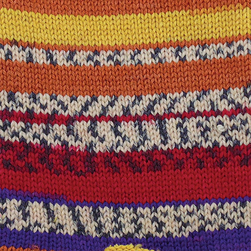 Patons Kroy Socks closeup