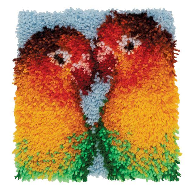 426209-Lovebirds