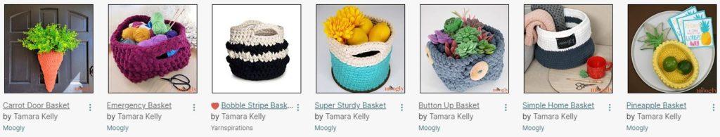 Moogly Baskets