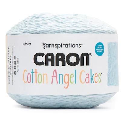 Caron Cotton Angel Cakes